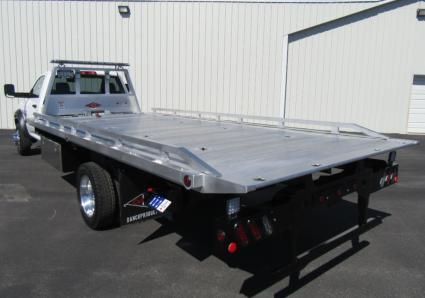 16_Series Aluminum Equipment Rollback Carrier