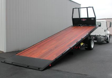 16_Series Steel Equipment Rollback Carrier