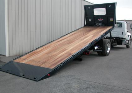 20_Series Steel Equipment Rollback Carrier