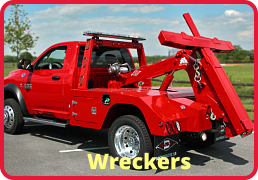 Danco wrecker equipment line