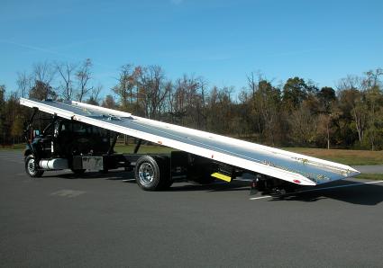 3-4 Car_Series Aluminum Car Carrier