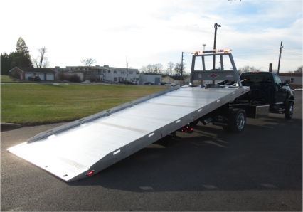 12-Series Aluminum Car Carrier Removable Rails
