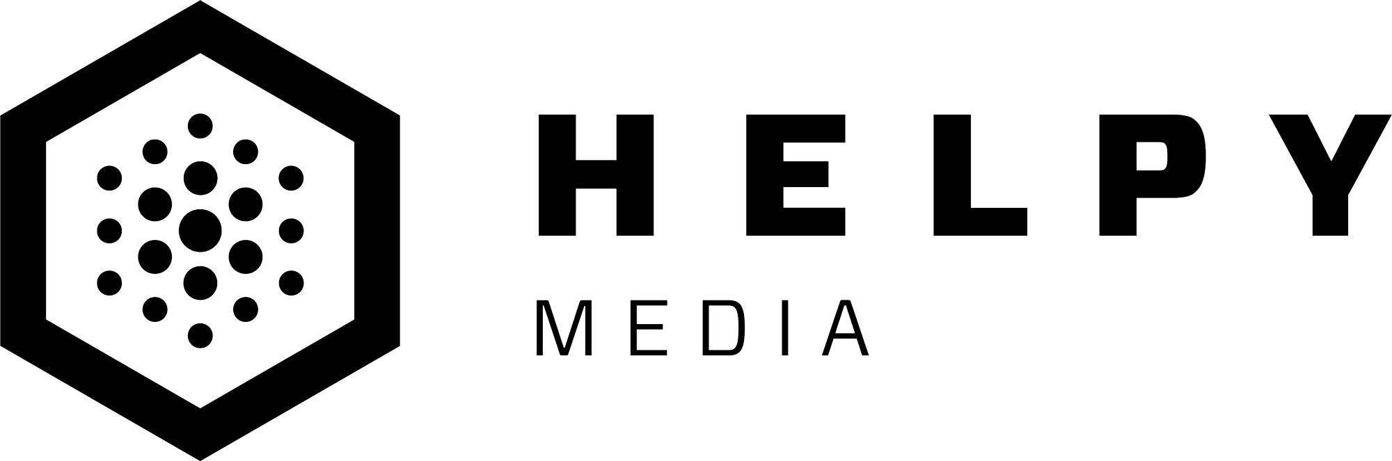 Helpy Media Logo