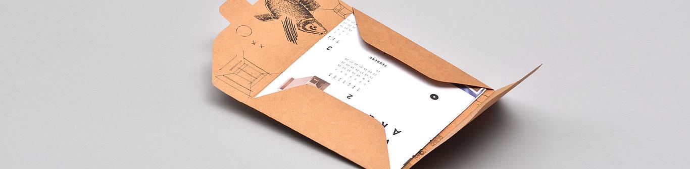 diseño gráfico folletos