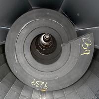 Spiral in a trough