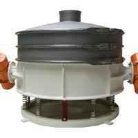 A through-hole Vibratory Separator