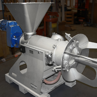 Shafted Screw Press