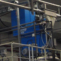 Aeromekaaniset putkikolakuljettimet siilojen täyttöön