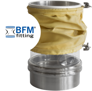 BFM Flexible Fitting – Kevlar Cover