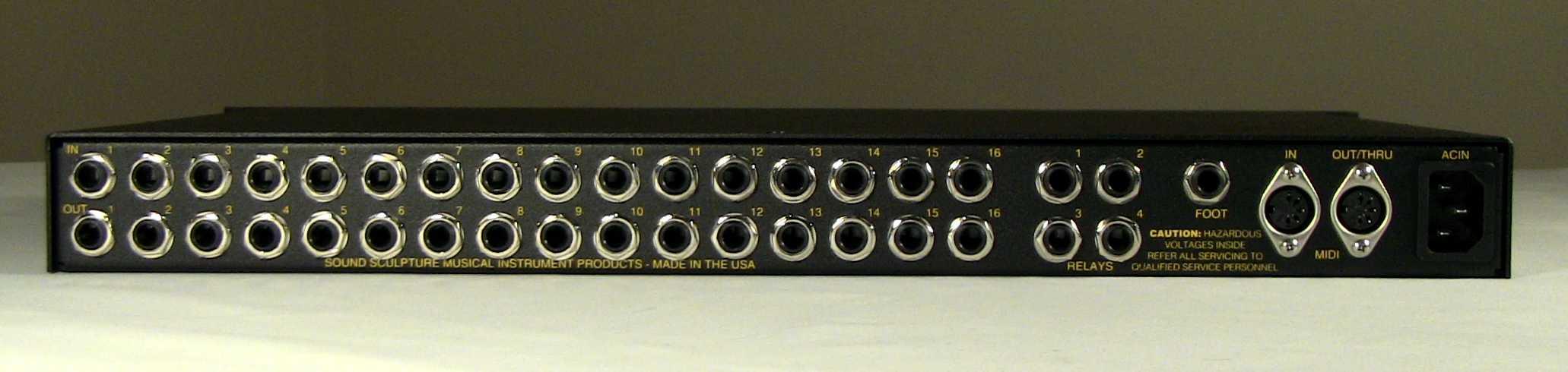 Switchblade Rack Models