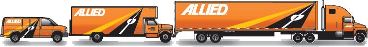 Professional Allied Van Lines Agent