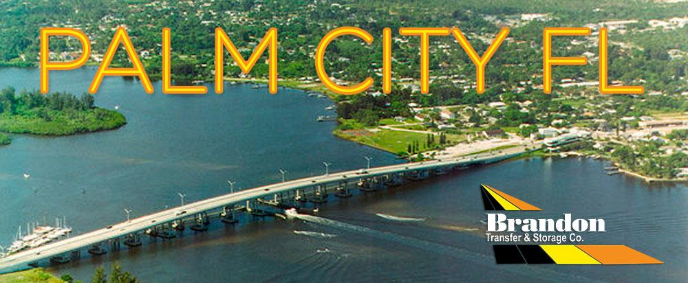 view of palm city fl bridge