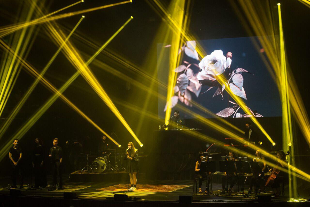 Intel - Ta-ku Live at The Sydney Opera House / Vivid Festival
