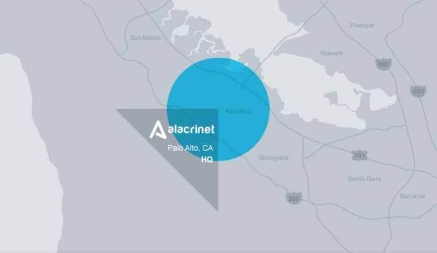 Alacrinet Headquarter Palo Alto