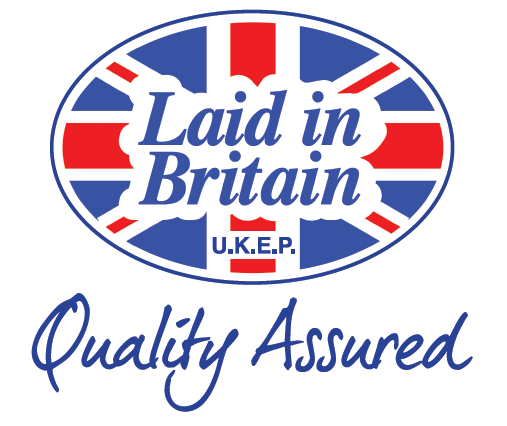 Laid in Britian
