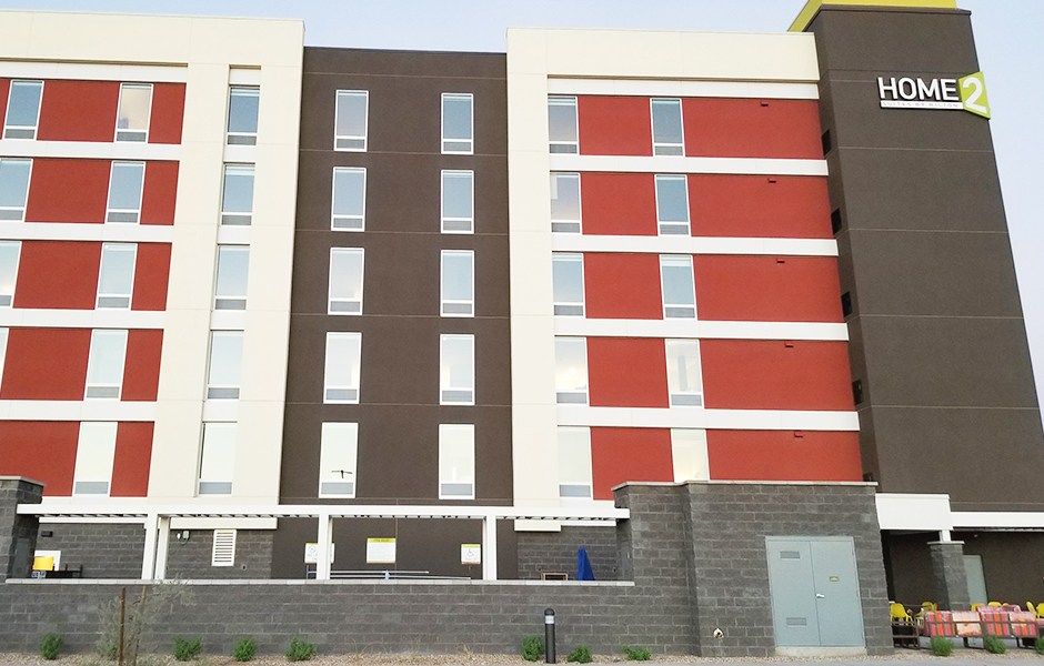 Home 2 Suites Exterior A
