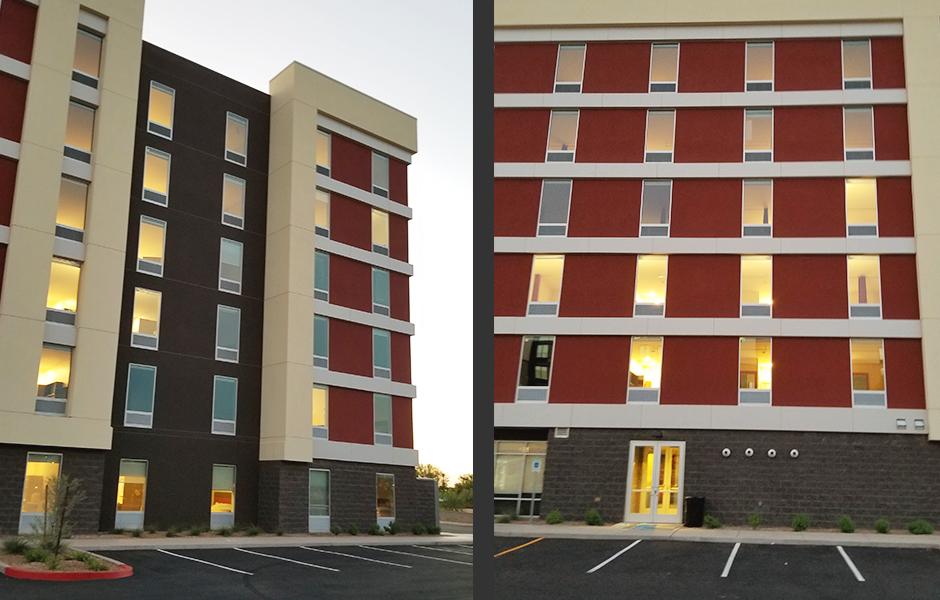 Home 2 Suites Exterior E