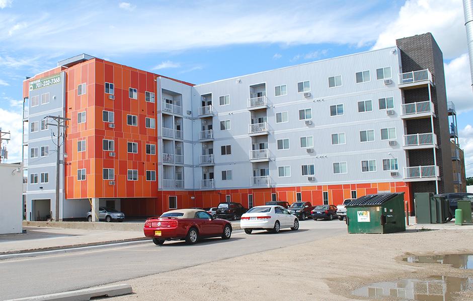 8th Street Flats Exterior B