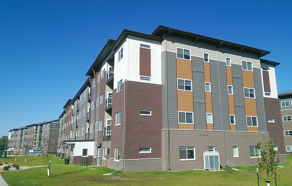 Southgate Commons Exterior B