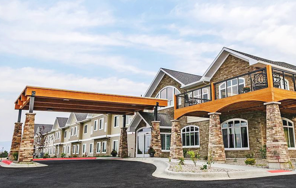 Edgewood Senior Living Exterior B