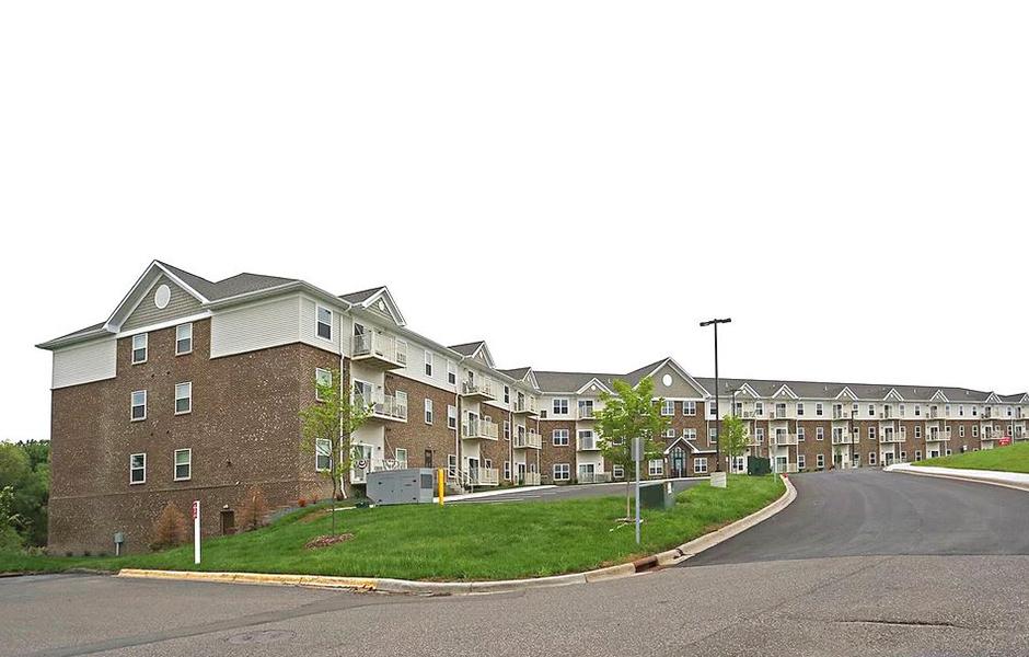 Powers Ridge Senior Apartments Exterior B