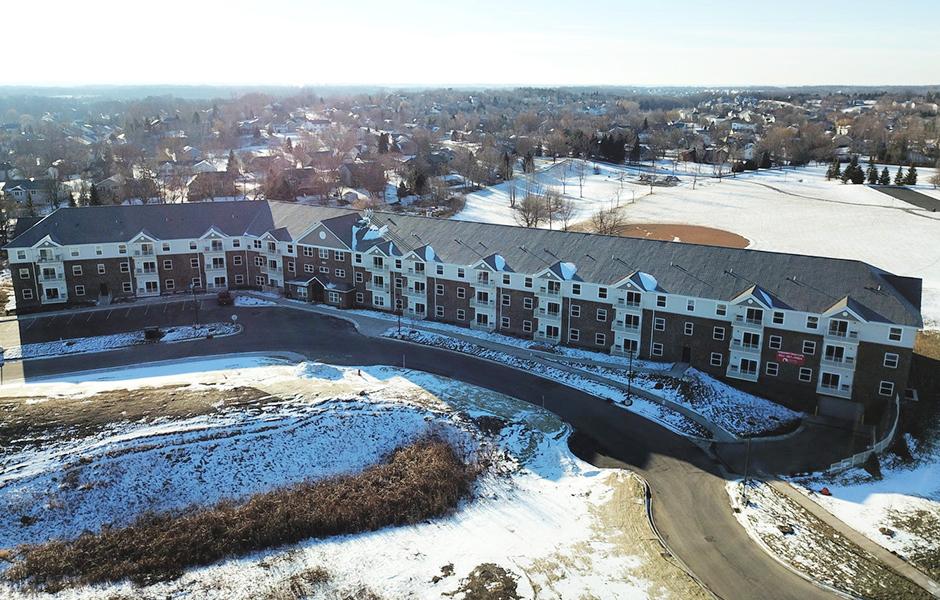Power Ridge Senior Apartments Thumbnail