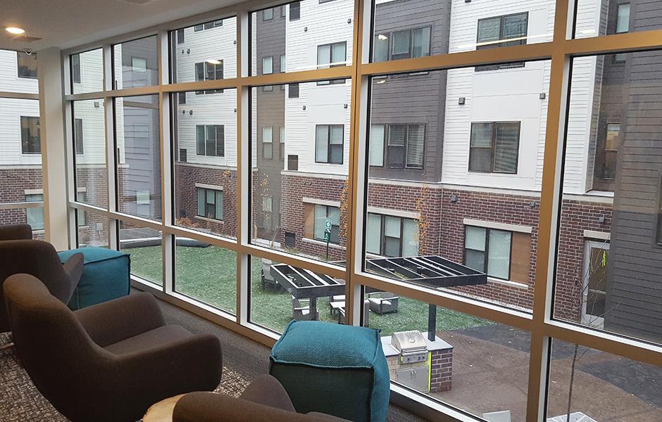 The Bridges Student Apartments Exterior C
