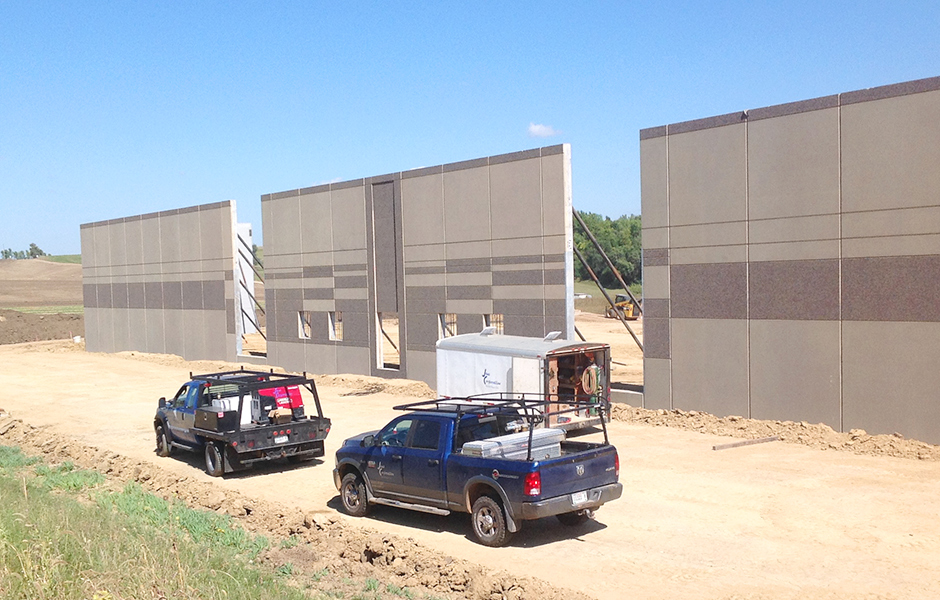 Jansmick Warehouse Exterior B