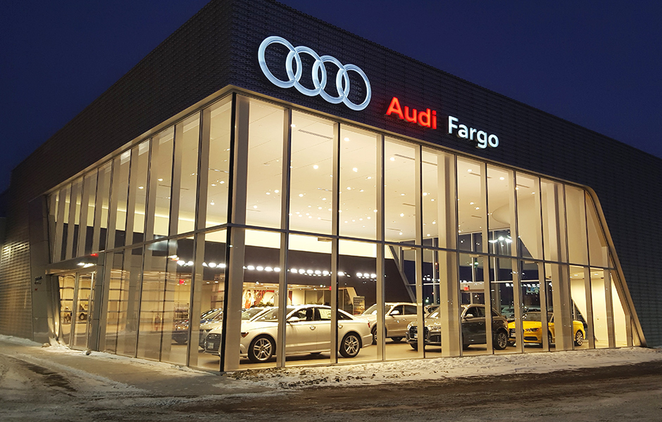 Audi Dealership Thumbnail