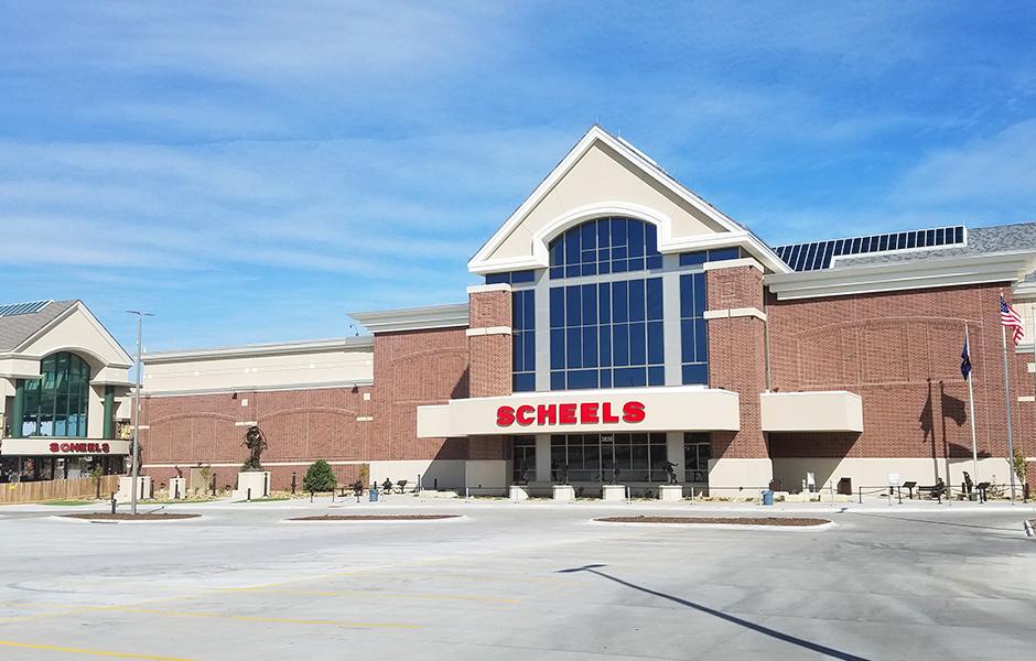 Scheels Lincoln Exterior A