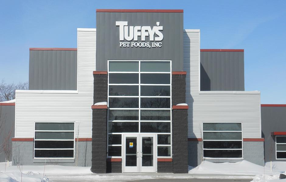 Tuffy's Pet Food Exterior B