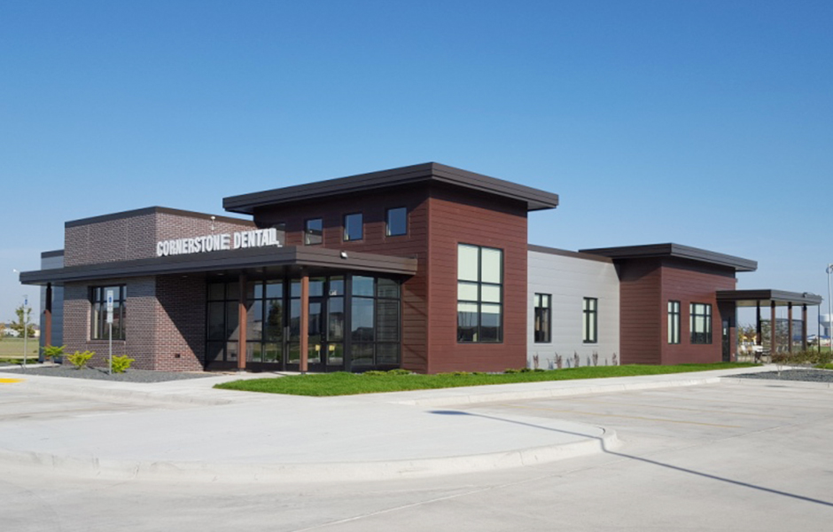 Cornerstone Dental Exterior
