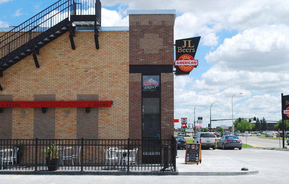 JL Beers West Fargo Exterior B
