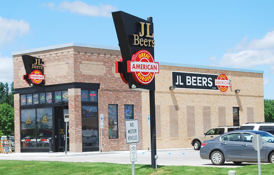 JL Beers West Fargo Exterior A