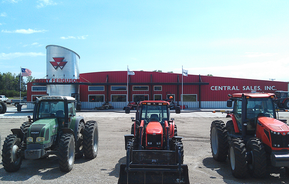 Central Sales Exterior A