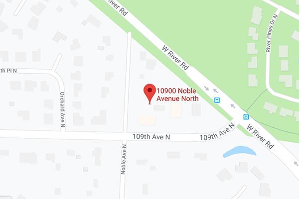 Champlin Office Google Map