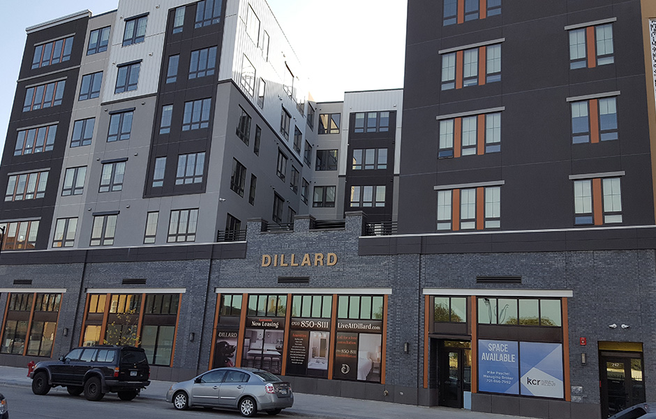 Dillard Exterior A