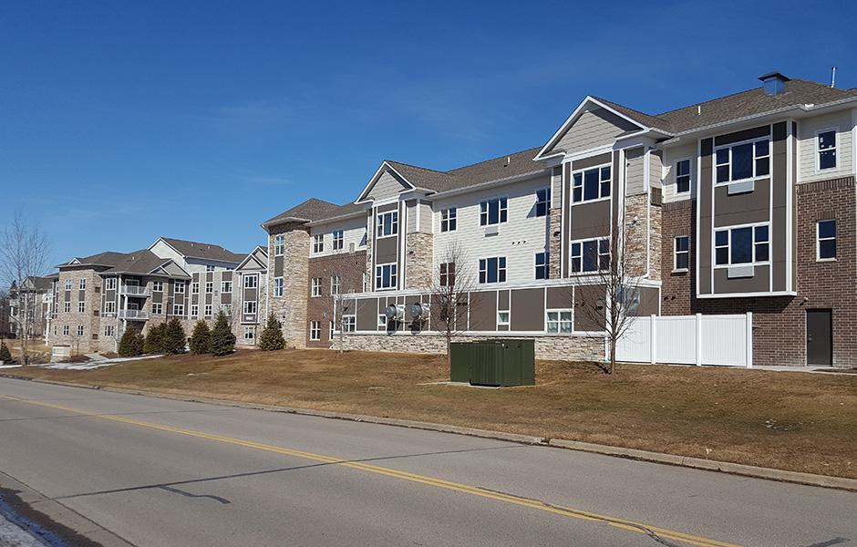 Eden Prairie Senior Apartments Exterior B