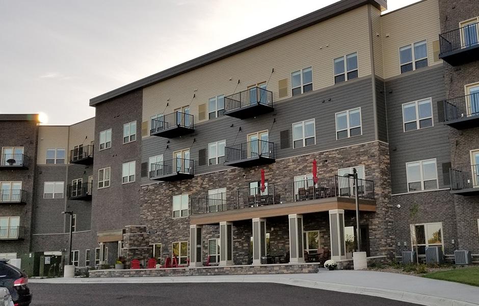 Urbana Senior Living Exterior C