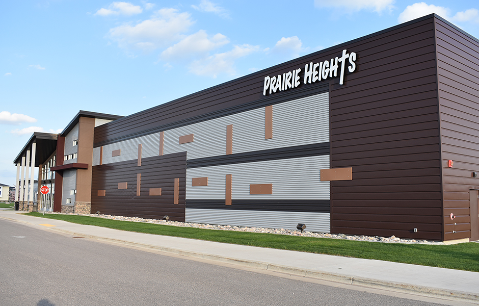 Prairie Heights Church Exterior C
