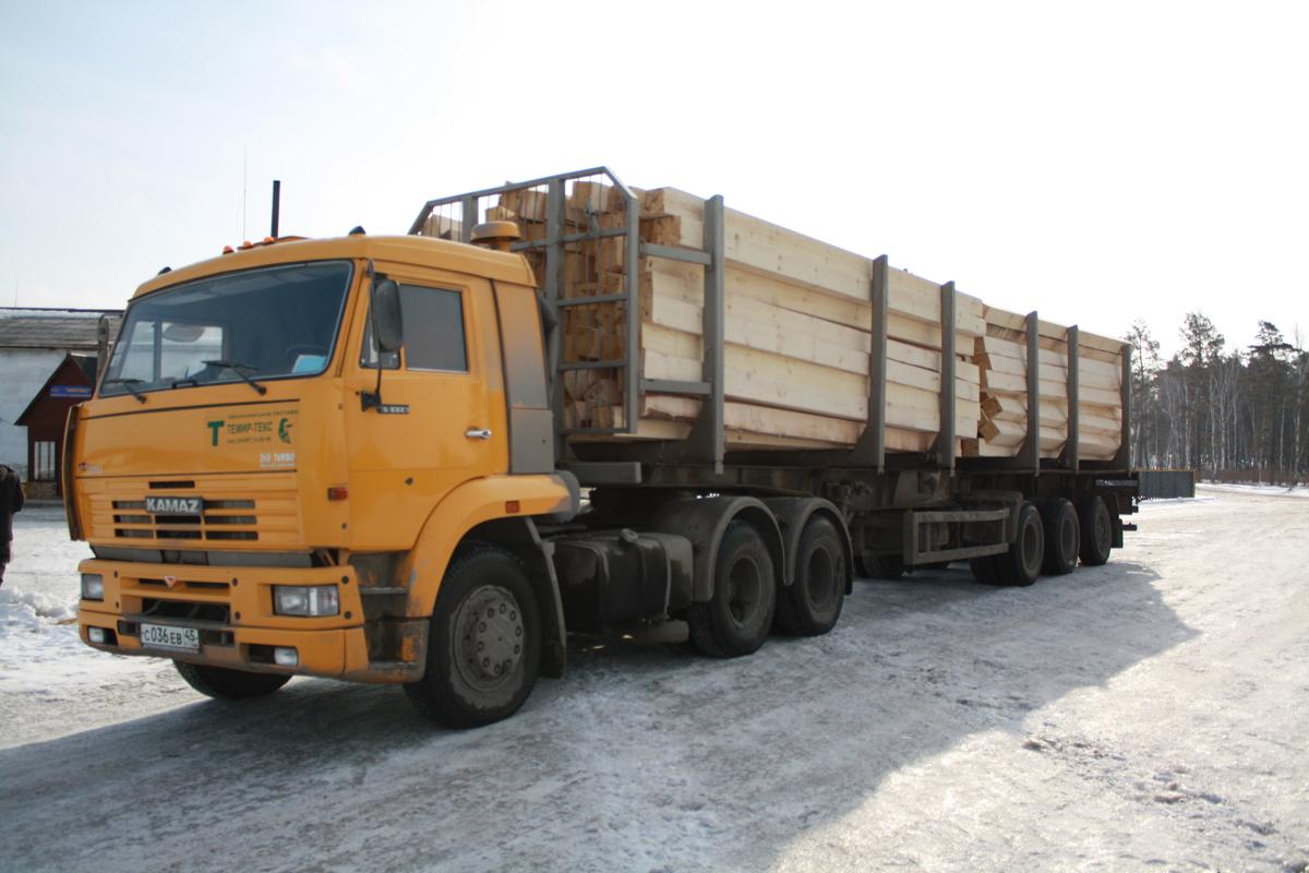 Дерево72 - доставка по Тюмени и области