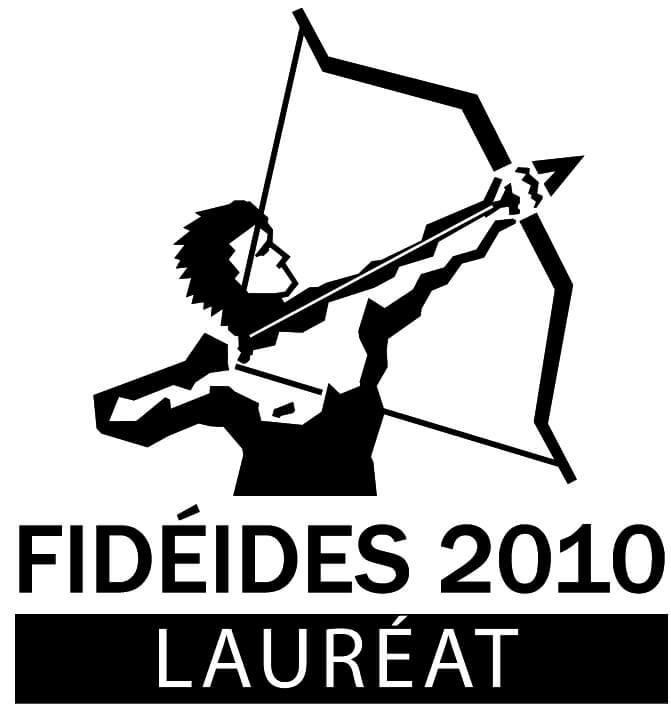 Logo Fidéides Lauréat 2010