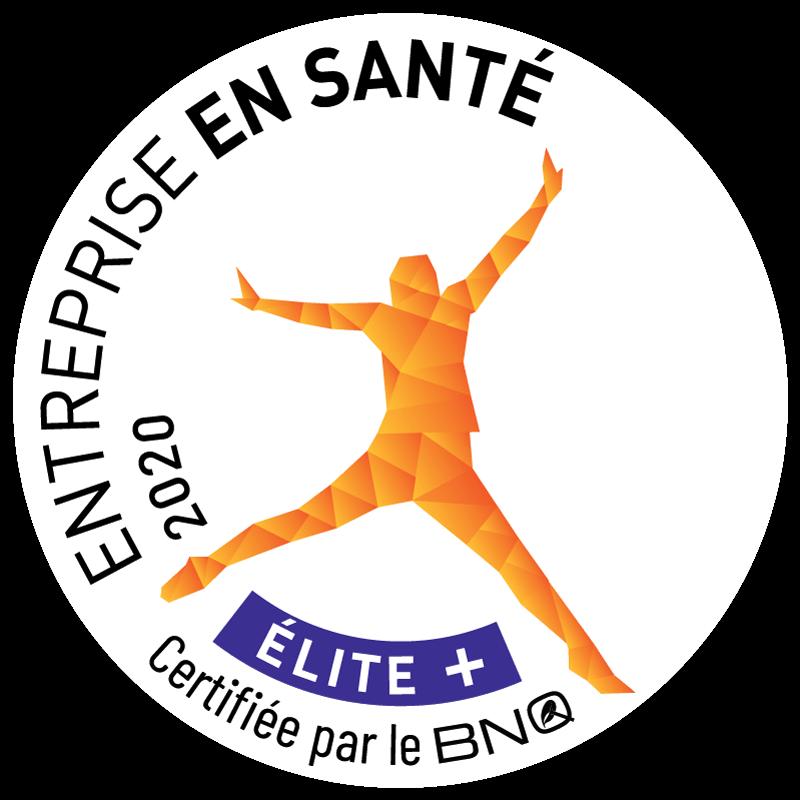 Logo Entreprise en santé Élite Plus