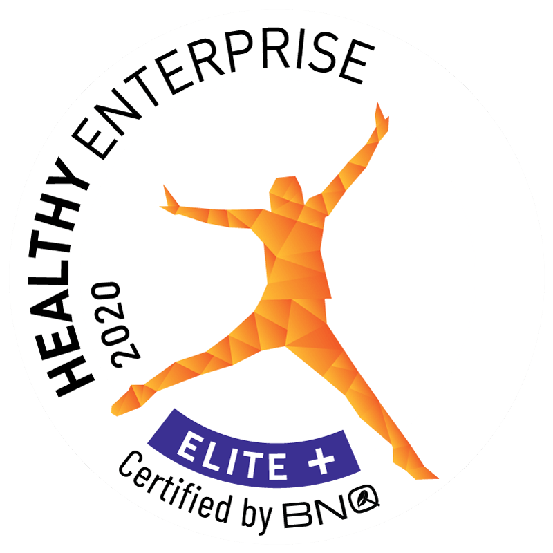 Healthy Enterprise Elite Plus Logo