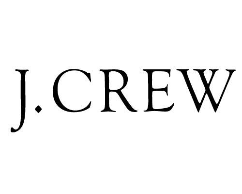 j crew logo