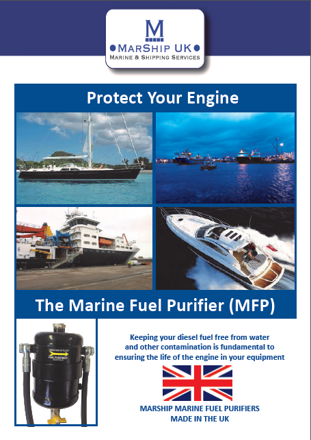 Marine Fuel Purifier  Brochure