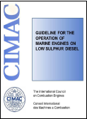 CIMAC Guidelines Operating Diesel Engines on Low Sulphur Fuel
