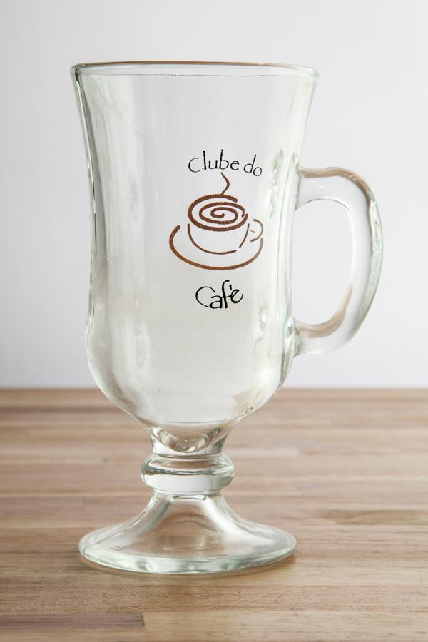 Caneca café nevada iris 130ml