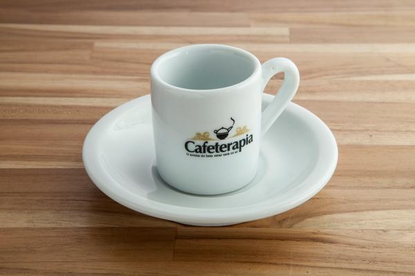 Xícara de café reta 50ml