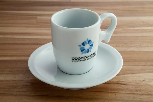 Xícara de café elegance 95ml